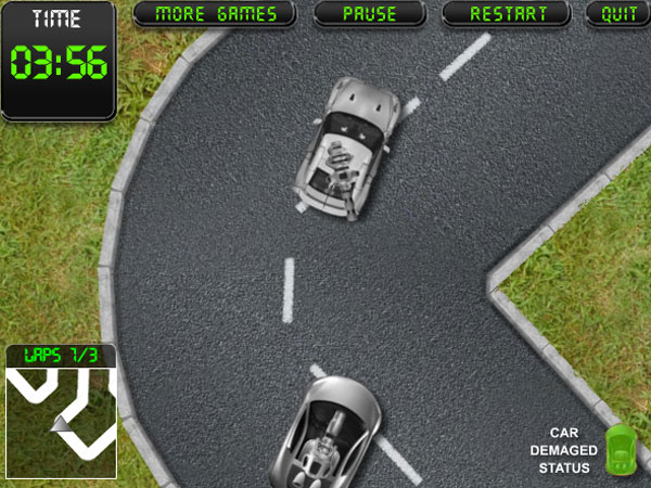 Click to view Burning Wheels 1.0 screenshot