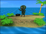 Click to view Dancing on Island 1.0 screenshot
